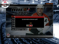 "NHL 2005 ""Latin Russian"" exit prompt"